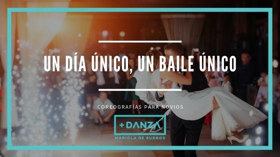 Prepara el baile de tu boda… ¡y recuerda ese momento toda la vida!
