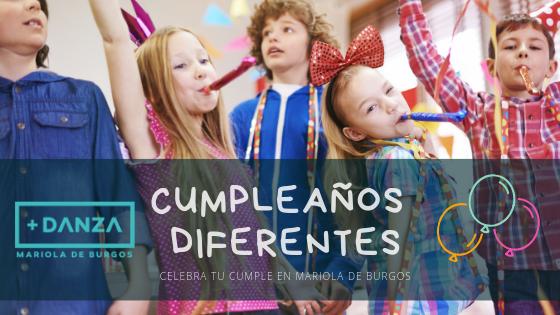 Celebra el cumpleaños más original y divertido en Mariola de Burgos